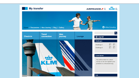 AirFrance and KLM