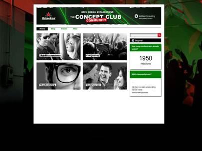 Heineken Concept Club Community