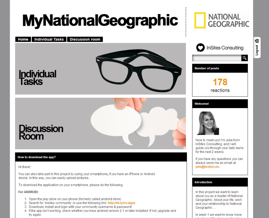My National Geographic