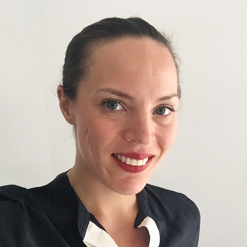 Jeannette van der Rhee