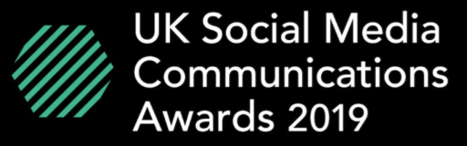 UK Social Media Communications Award 2019