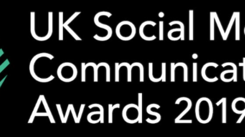 UK Social Media Communications Award 2019