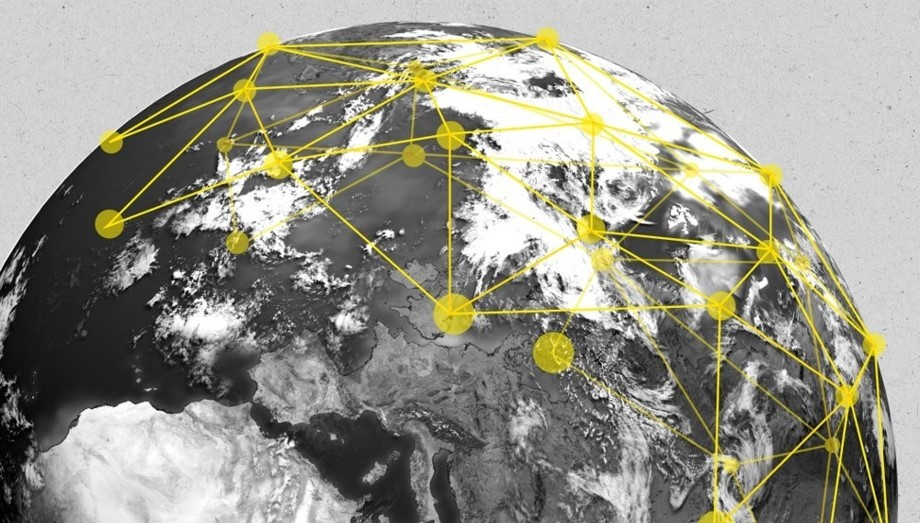 Global connectivity through online research communities