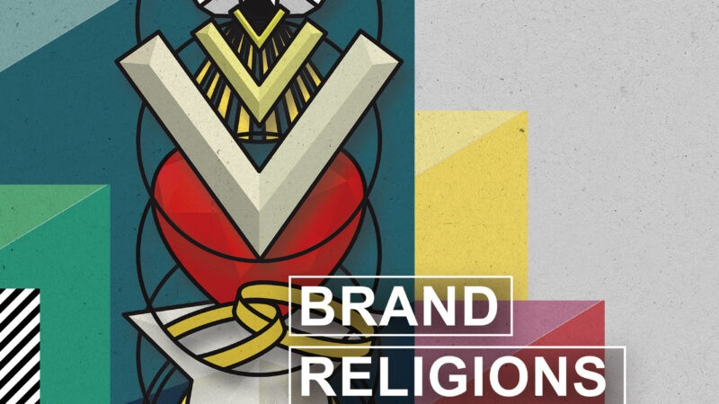 Brand Religions bookzine by InSites Consulting