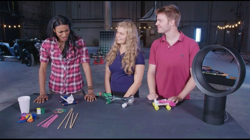 Dyson devises 44 engineering challenges for children during lockdown