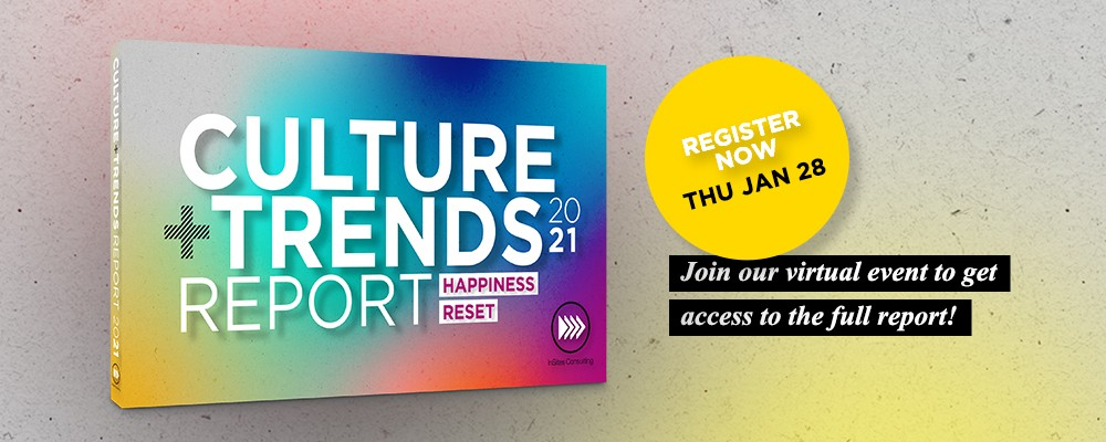 2021 Culture + Trends Virtual Event