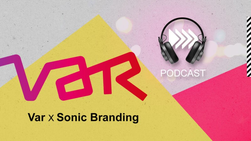 Var x Sonic Branding - a podcast by InSites Consulting