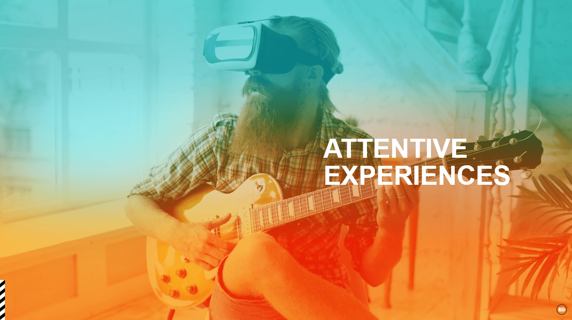 Attentive Experiences - 2021 Culture + Trends report by InSites Consulting
