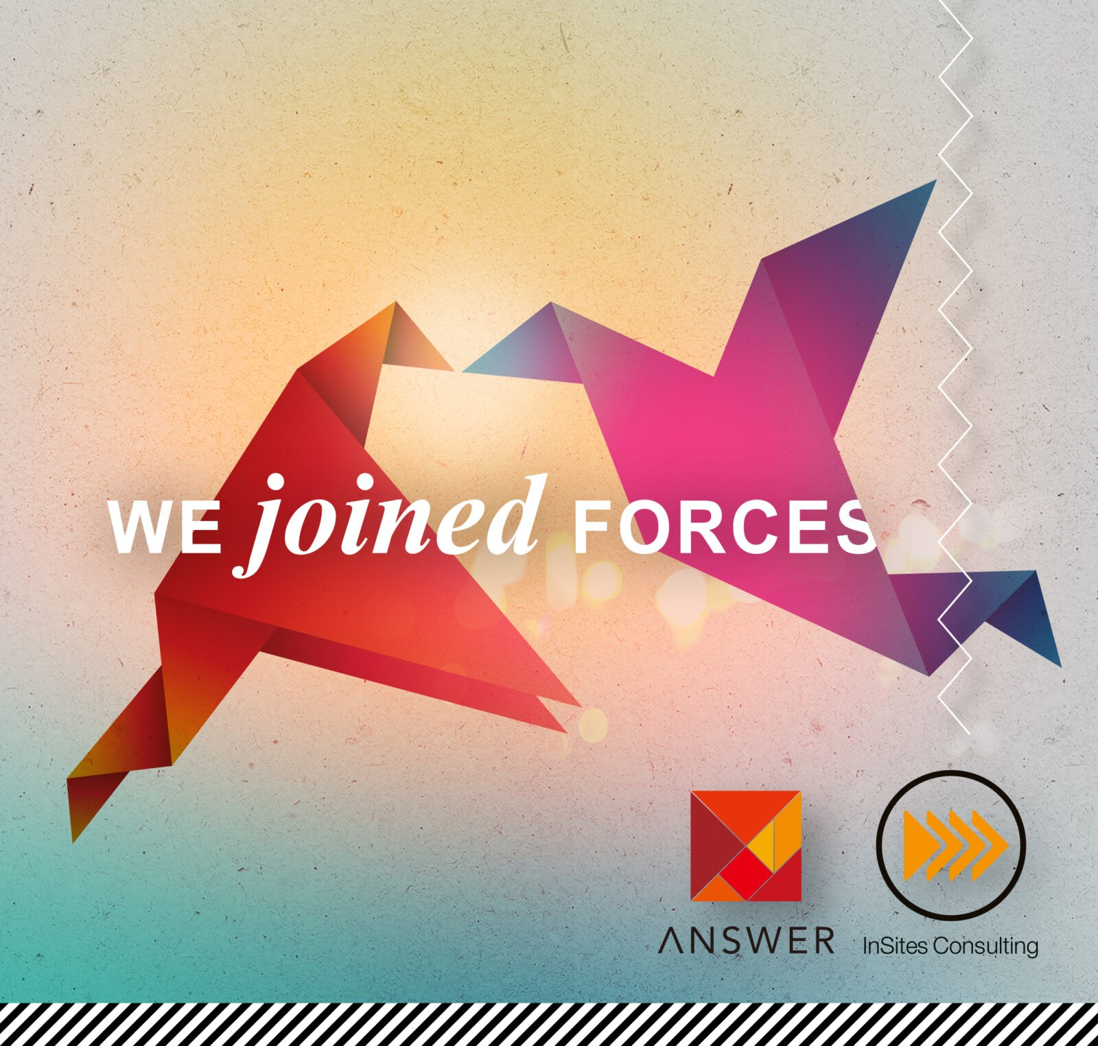 We joined forces - Answer Global InSites Consulting