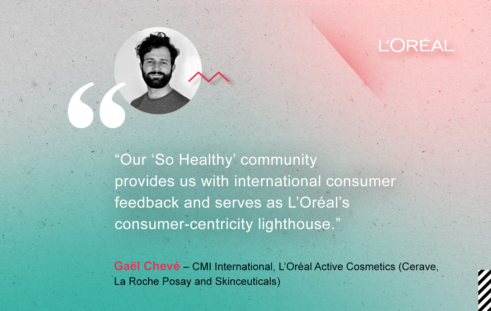The consumer-centricity lighthouse [an interview with L'Oréal]