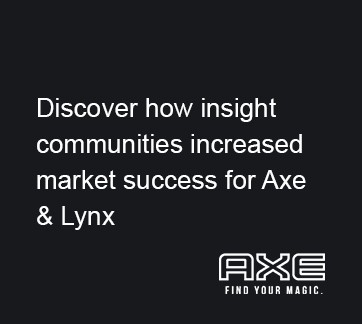 Increasing market success for Axe & Lynx
