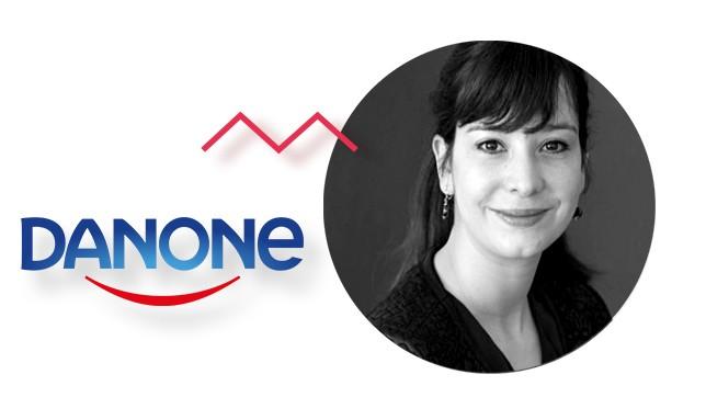 Lucie Fromente Claquin - Danone