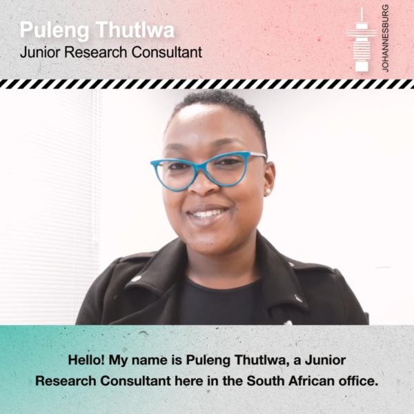 Puleng Thutlwa - jobsite testimonial