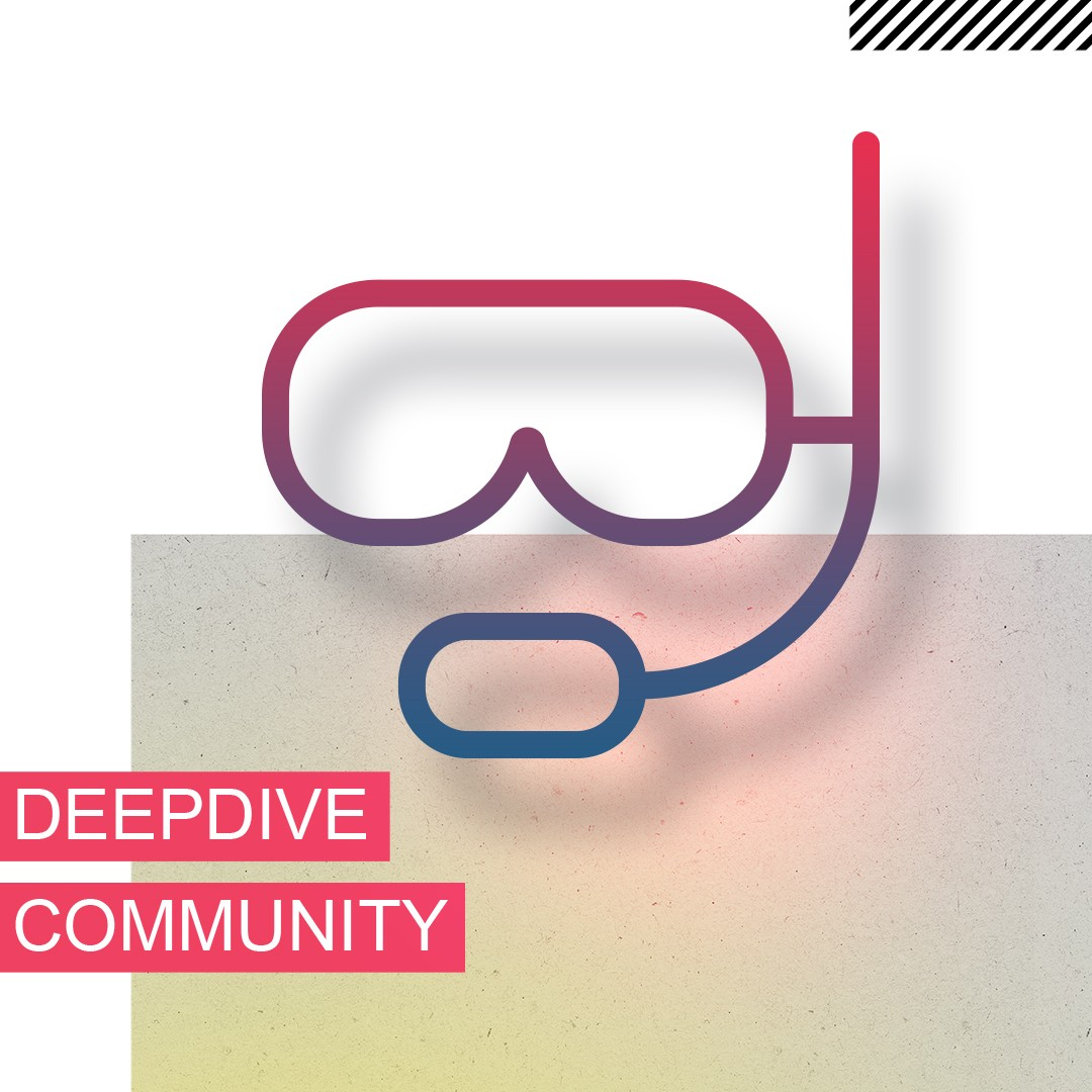How the Deepdive community caters for deep human understanding