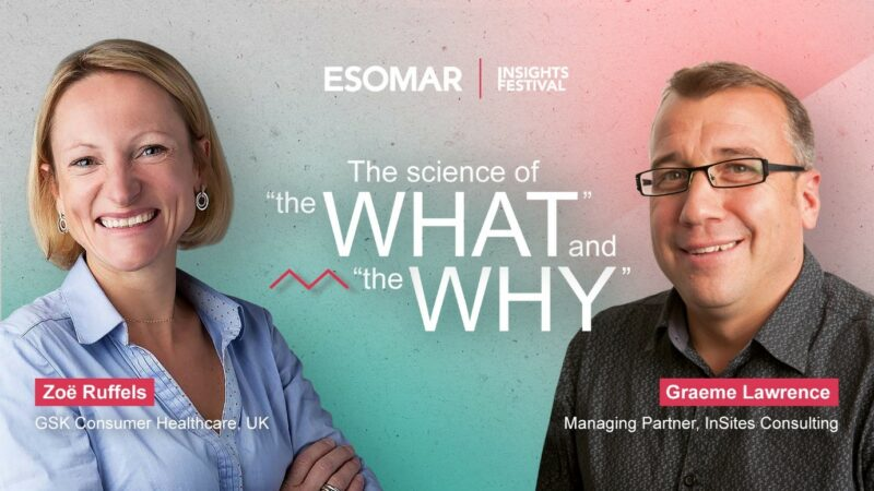 The science of the What and the Why