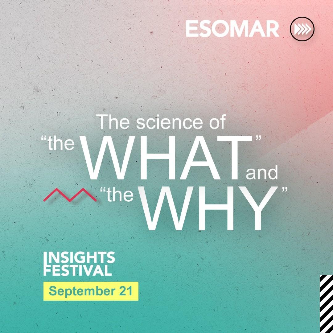 The science of the What and the Why with GSK