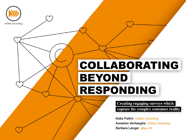 Collaborating beyond responding
