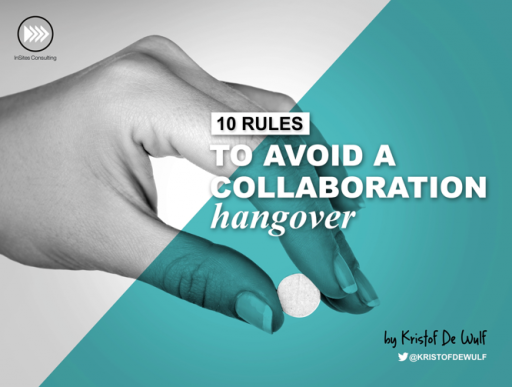 Collaboration hangover