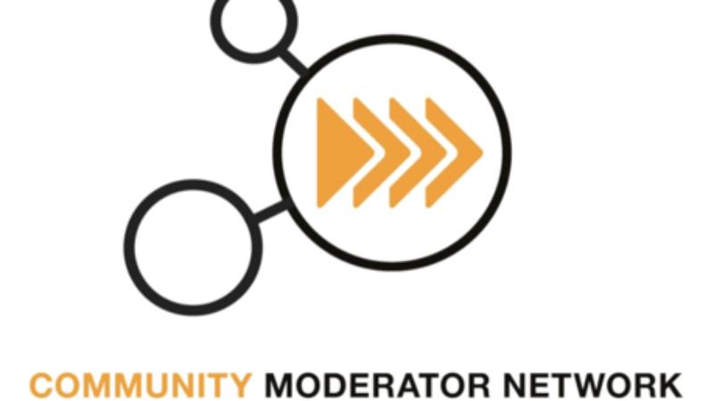 Community Moderator Network logo