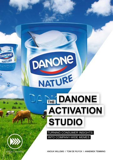 The Danone Activation Studio