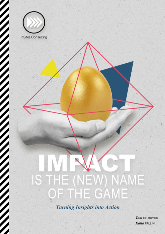 Impact is the (new) name of the game