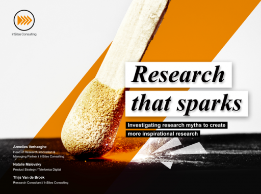 Research that sparks