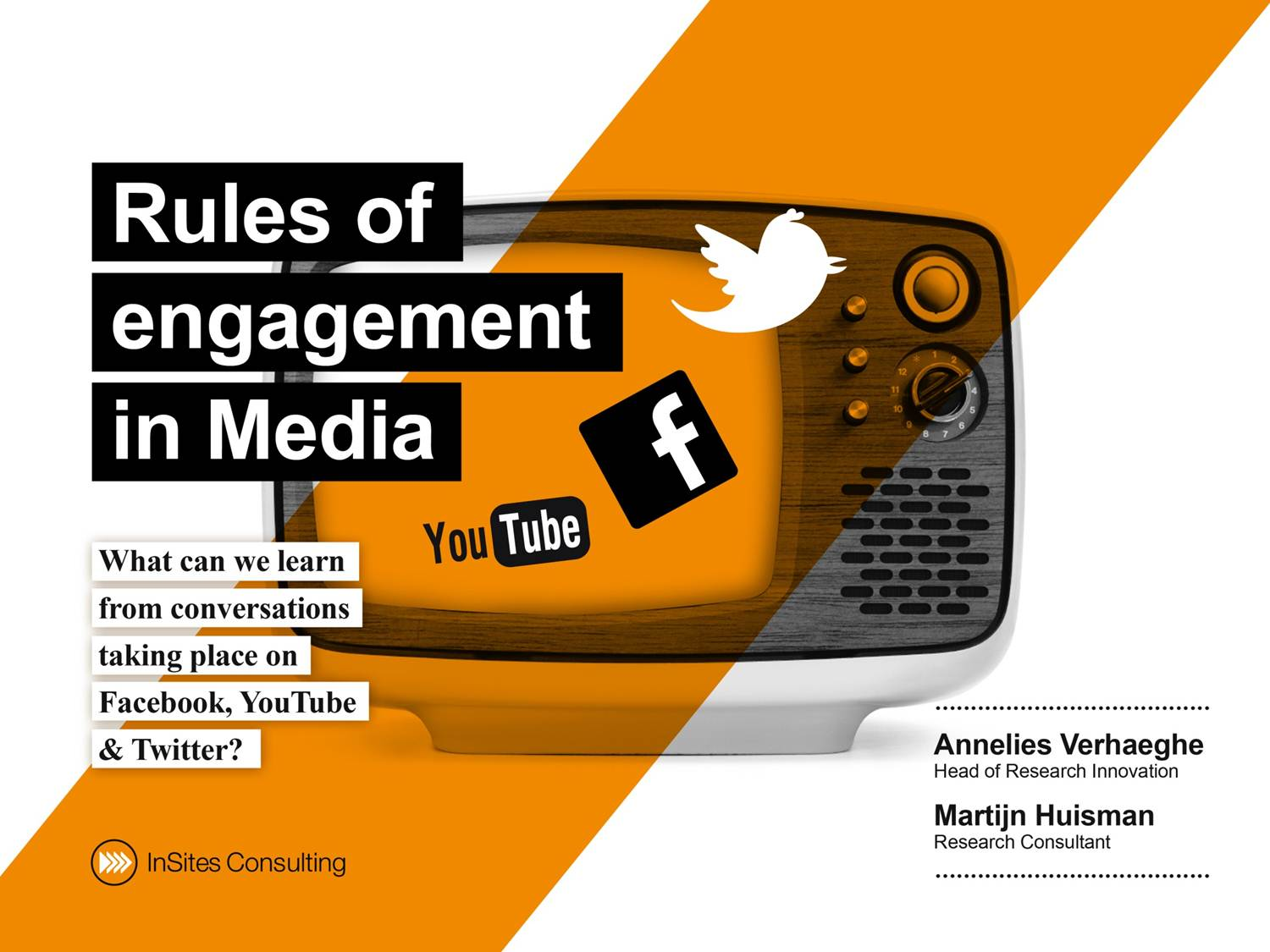 Rules of engagement in Media