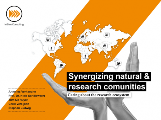 Synergizing natural and research communities