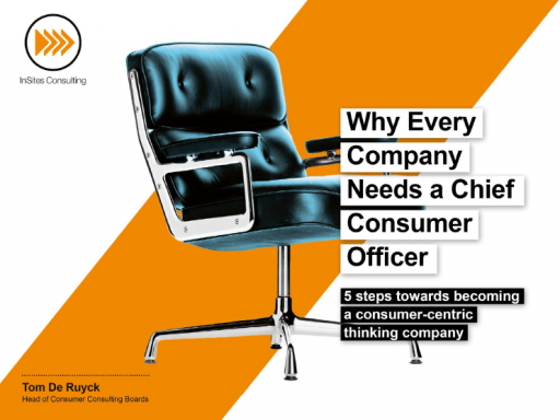 Why every company needs a chief consumer officer